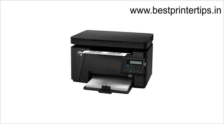 Laserjet Pro M126 Printer Hp