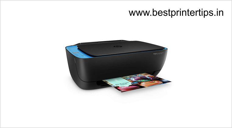 HP Deskjet 4729 Ultra Ink Printer