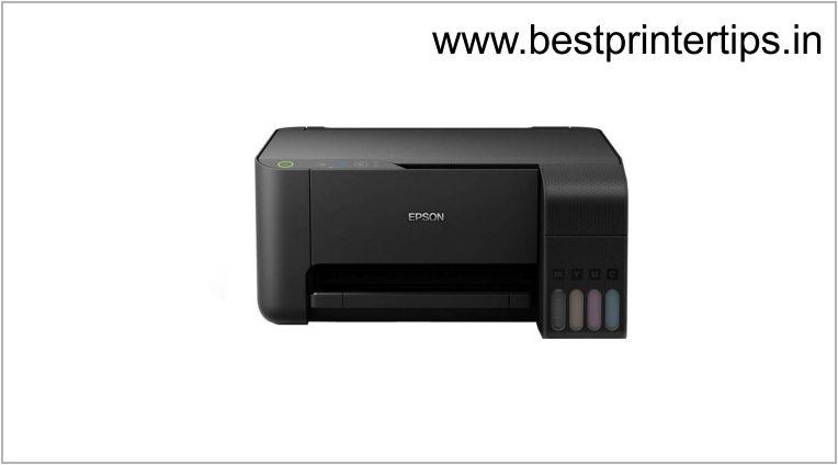 Epson EcoTank L3110 Ink Tank Printer