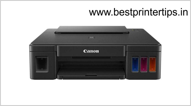 Canon Pixma G1010 Ink Printer In India