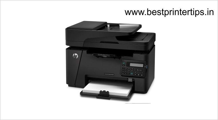 LaserJet Pro M128 fn Printer