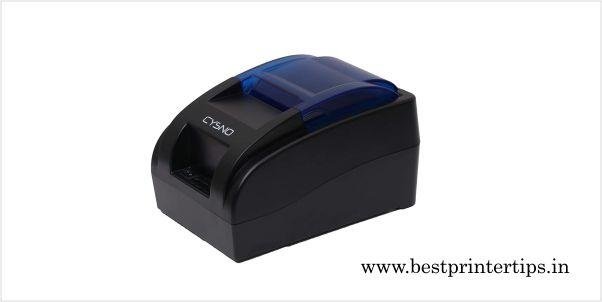 CYSNO BIS Certified Kiosk thermal Printing.
