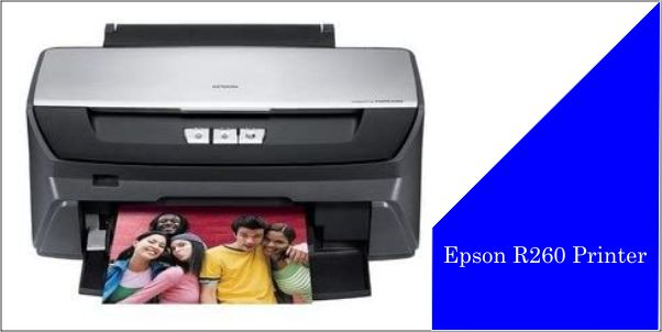Epson R260 Driver Download Stylus Photo Printer Driver Download
