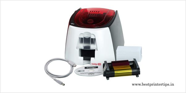 Evolis Badgy 100 Id card Printer.