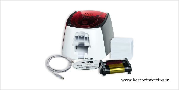 Evolis Badgy 200 Id card Printer.