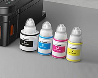 Canon Pixma G3010 Printer Ink Cartridges Details